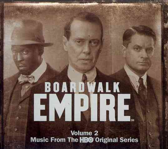 BOARDWALK EMPIRE VOL 2 (OST) (CD)
